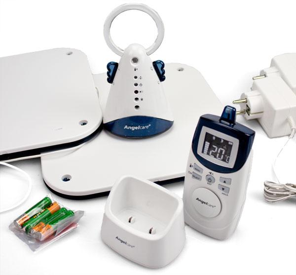 Angelcare Babyphone und Bewegungsmelder AC 401 im Test