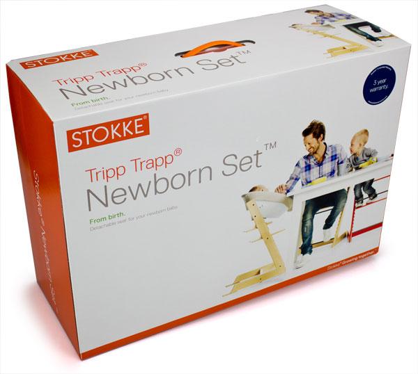 stokke tripp trapp newborn set im test baby test. Black Bedroom Furniture Sets. Home Design Ideas