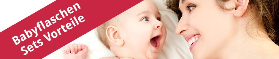 Bild zu Babyflaschen Sets und ihre Vorteile
